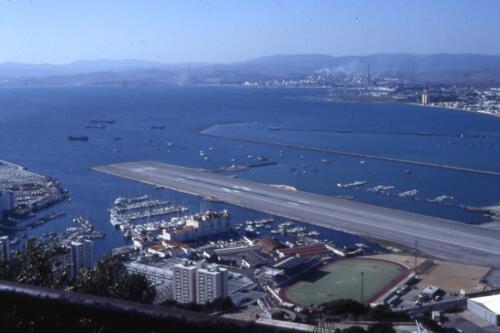 Pista-aeroporto-di-Gibilterra