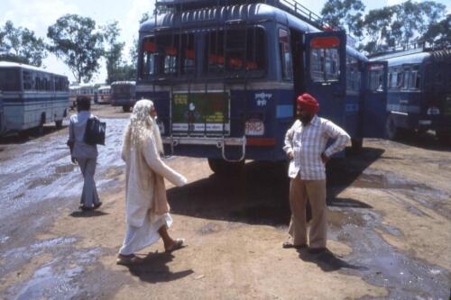 Delhi india -partenza per il Ladakh