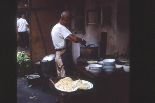 024 Shangai- cucina in strada