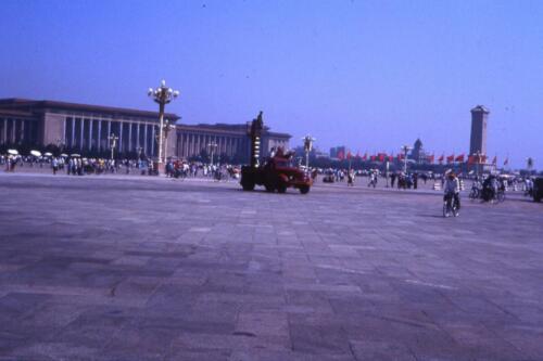 036 Pechino Piazza Tienamen