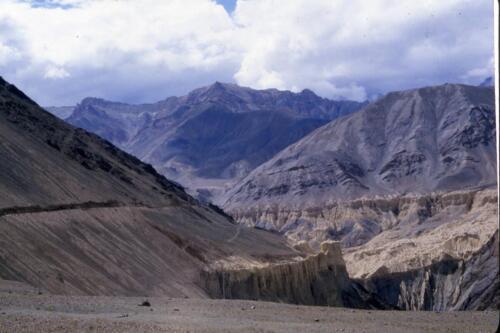 Ladakh-Strada dell orrore