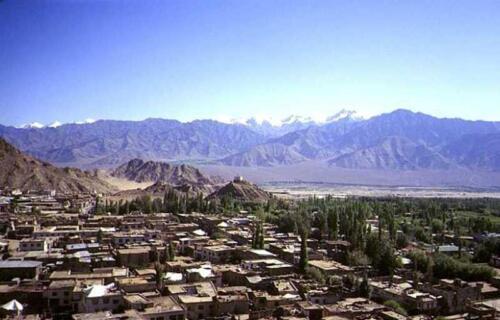 bis Leh la capitale del Ladakh