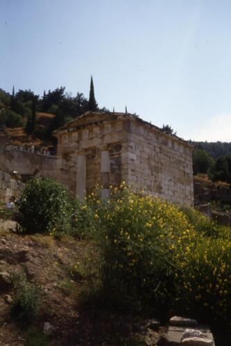 Tempio Oracolo di Apollo