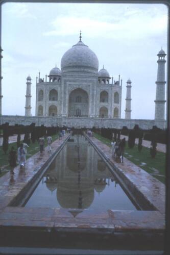 il famoso Tay Mahal...