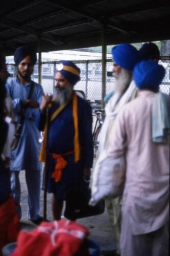 gruppo di Sikh