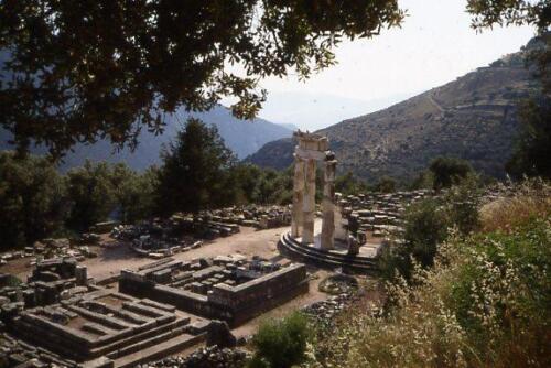 Tempio della antica Grecia