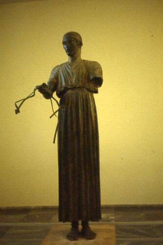 Museo Greco auriga