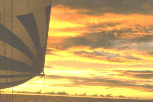 tramonto-nel-sud-Pacifico